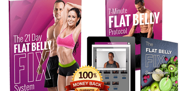 How to have a flat stomach in 3 weeks belly fix system Program
