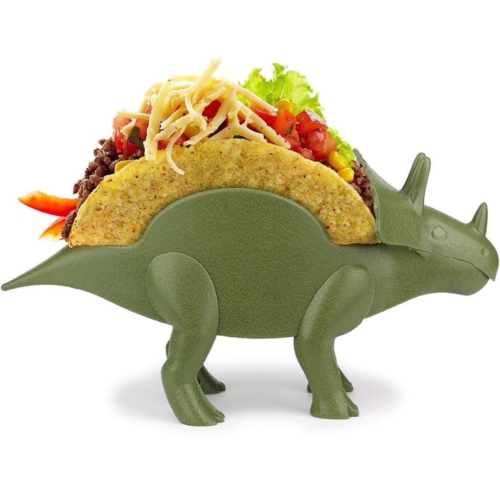 Kids funwares funny taco holder