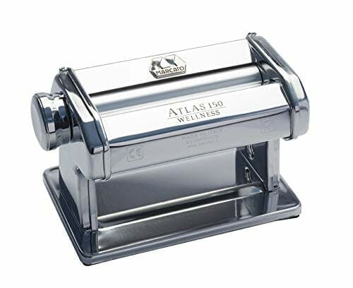 Sample of dough roller pasta machine you can buy this pasta machine online