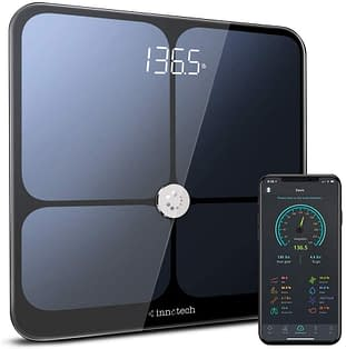 1byone scale Bluetooth pairing body scale digital weight body Analyzer