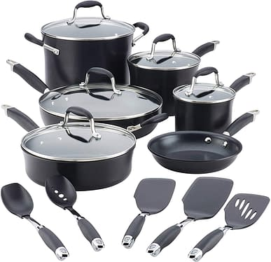 Anolon Nonsick cookware sets
