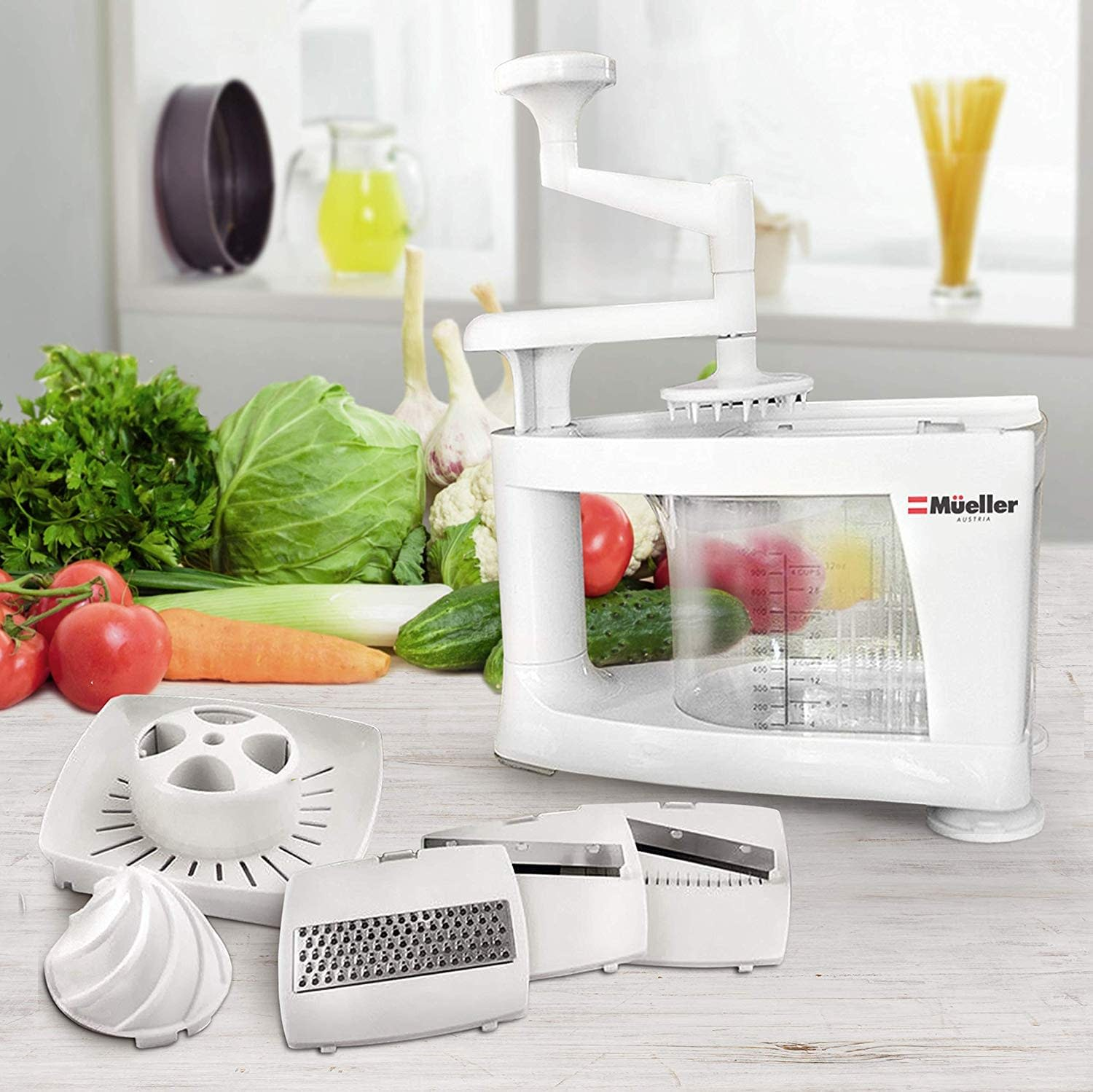Best appliance for chopping vegetables