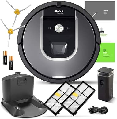 Roomba 960 Robotic Vacuum Cleaner