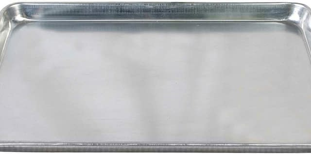 Aluminum sheet full baking sheet