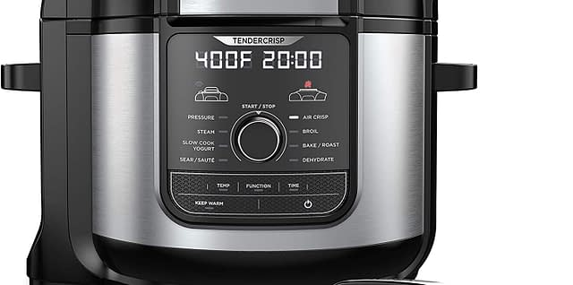Ninja Multi Pressure and slow cooker with saute function
