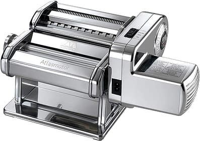 Buy this Marcato Pasta Electrical Machine with Motor attachment from Amazon
