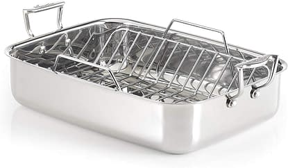 Lagostina Cookware Silver Best baking dish for Lasagna