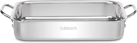 Cuisinart Stainless Steel Best Baking dish for Lasagna