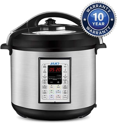 Manual and Electric Slow Cooker