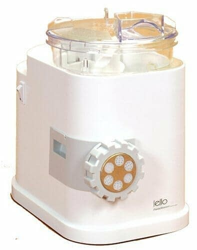 Lello Master Best Pasta Maker for home use. Where to buy pasta machines can be seen in Amazon.