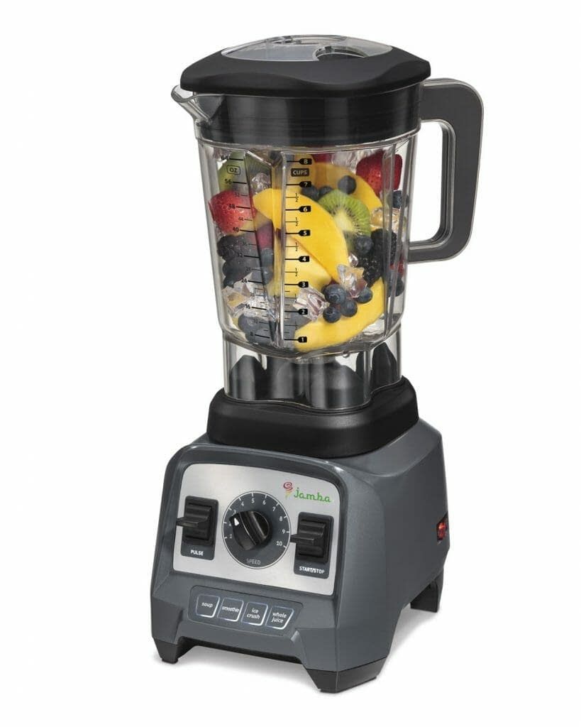 Jamba high end Blenders for smoothies, color gray