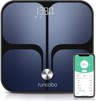 Smart fat scale Bluetooth Digital weight body composition monitor