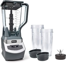 Ninja Professional Blender for frozen fruits and Smoothies