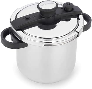How to wash the 7.4 Quartz Pressure cooker