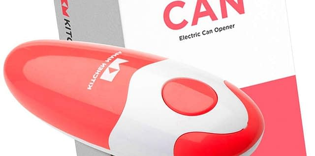 best Kitchenmama electric can opener for the elderly