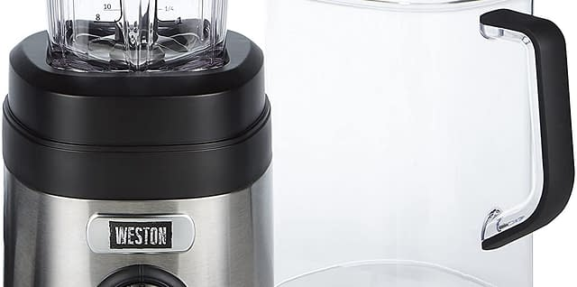 Weston Blender for Puree, Ice crush, shakes and smoothies.
