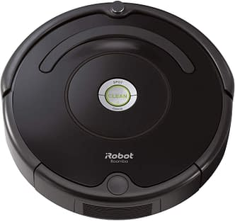 iRobot Roomba 614 Robot Vacuum for hardwood floors, pet hair and carpets