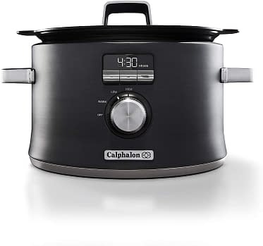 Stainless steel Calphalon Slow Cooker