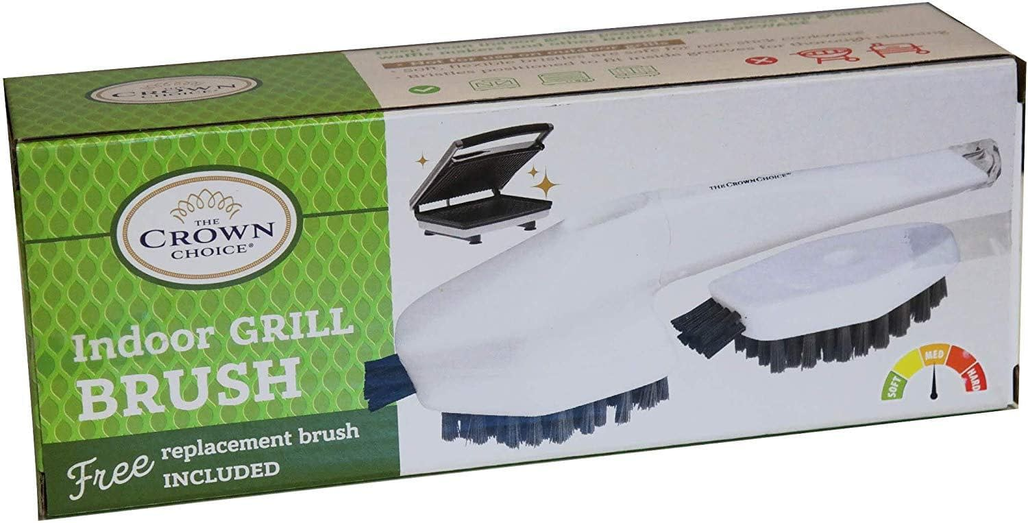 Non-scratch Waffle maker cleaning brush