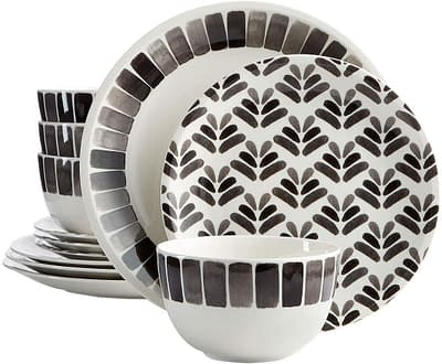 Martha Stewart Dinnerware sets without cups and saucers