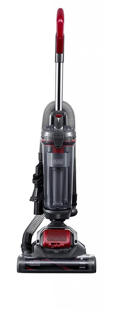 Ultra lightweight black and decker versatile vacuum cleaner with flexible hose