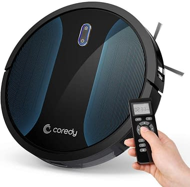 Coredy Robot Vacuum Cleaner super quiet suction