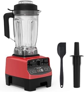 Homgeek Professional countertop high end blender for crushing ice and making smoothies