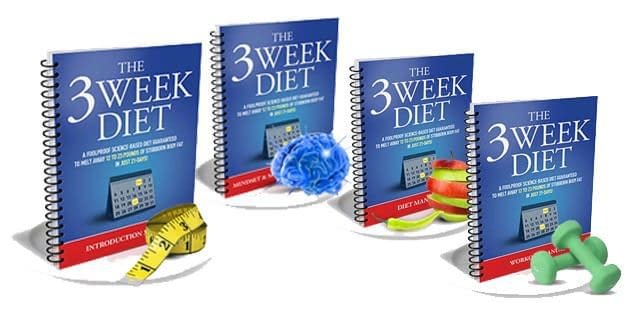 Get 20lbs within 3 to 4 weeks booklet