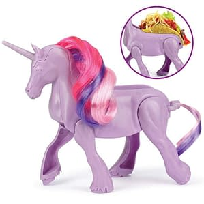 Barbuzzo Unicorn taco holder