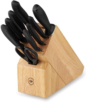 Victorinox Cutlery Classic Knife Block Set