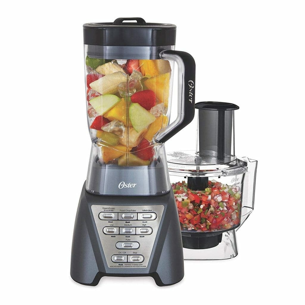 Oster high end Blenders for smoothies with Tritan Jar and food processor