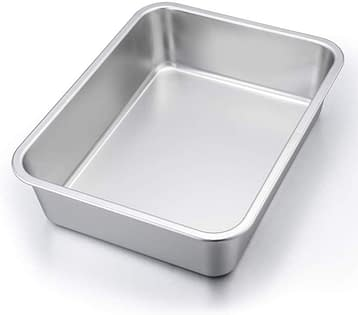 Oven and Dishwasher safe best deep baking Lasagna Dish