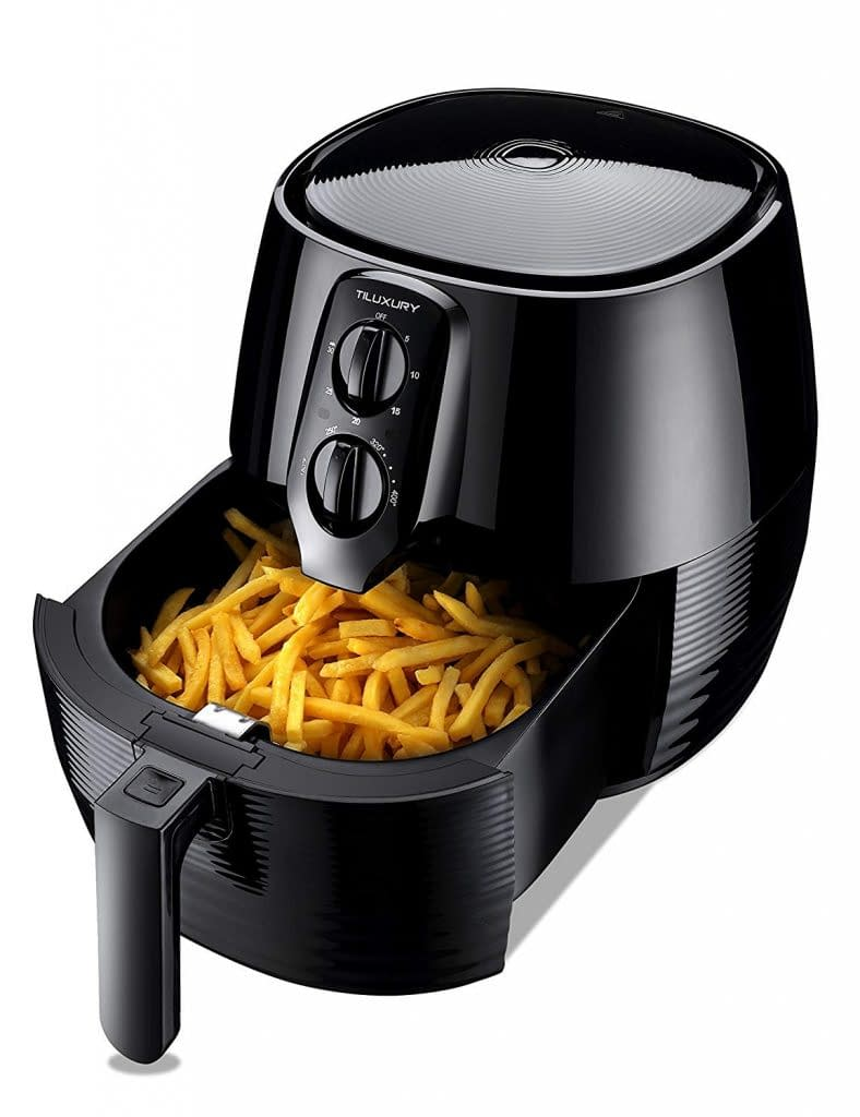 Healthy food air fryer