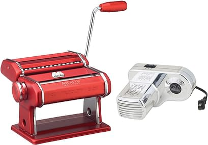 Electric Pasta Maker with Motor Attachment