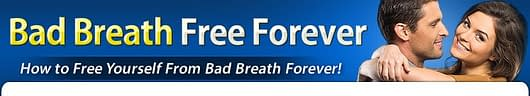 Bad breath free forever booklet