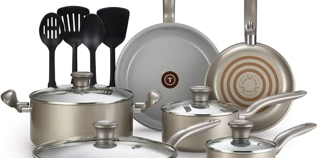 ceramic vs aluminum pan toxic free cookware