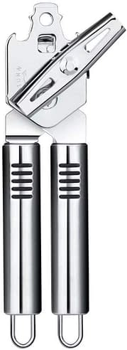 Professional Edge Stainless Steel Heavy Duty Kitchen Can Opener