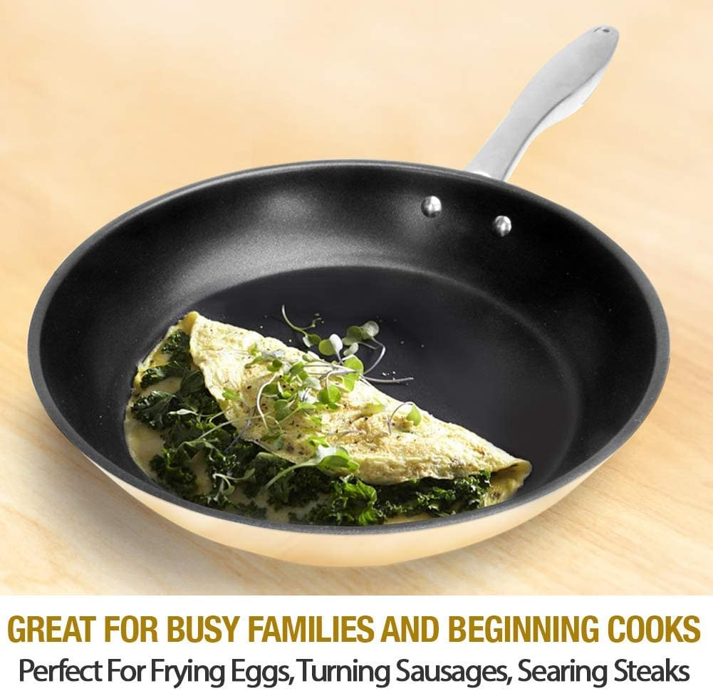 Best non stick fry pan for induction cooktop